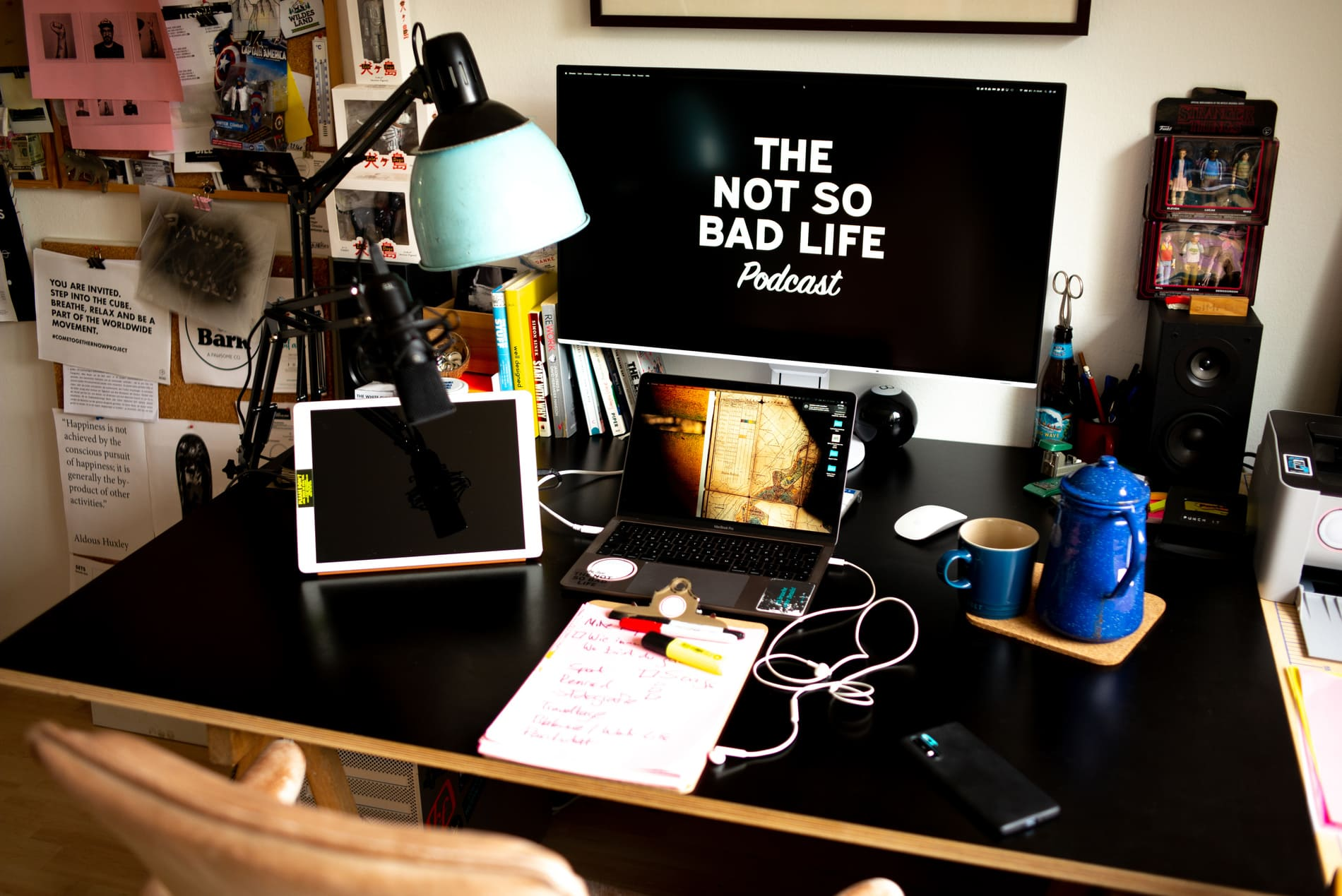The Not So Bad Life Podcast