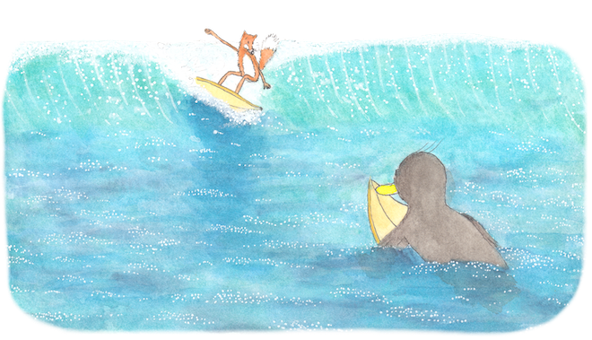 Surfing Animals Club