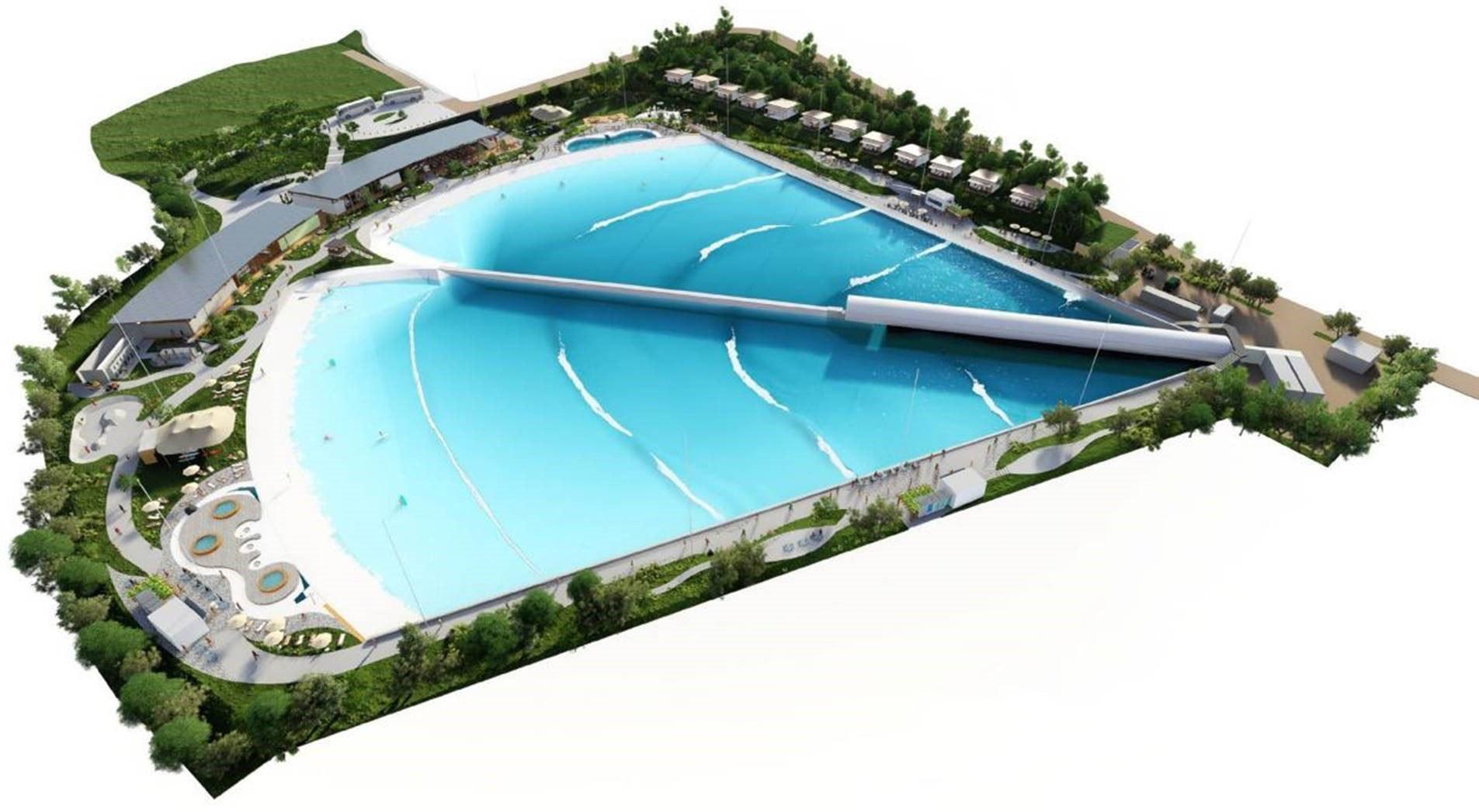 The Surfdeck Stade: erster Wavepool für Deutschland? | Prime Surfing