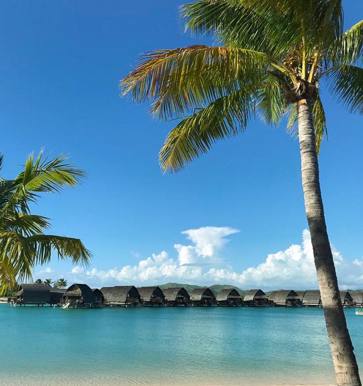 Traumreise auf die Fiji Inseln zu Gewinnen