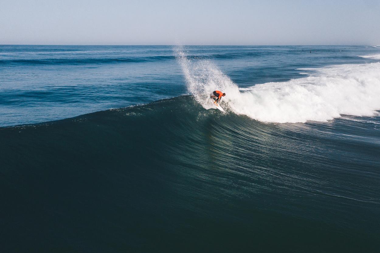 1. Premium Surflodge in Frankreich