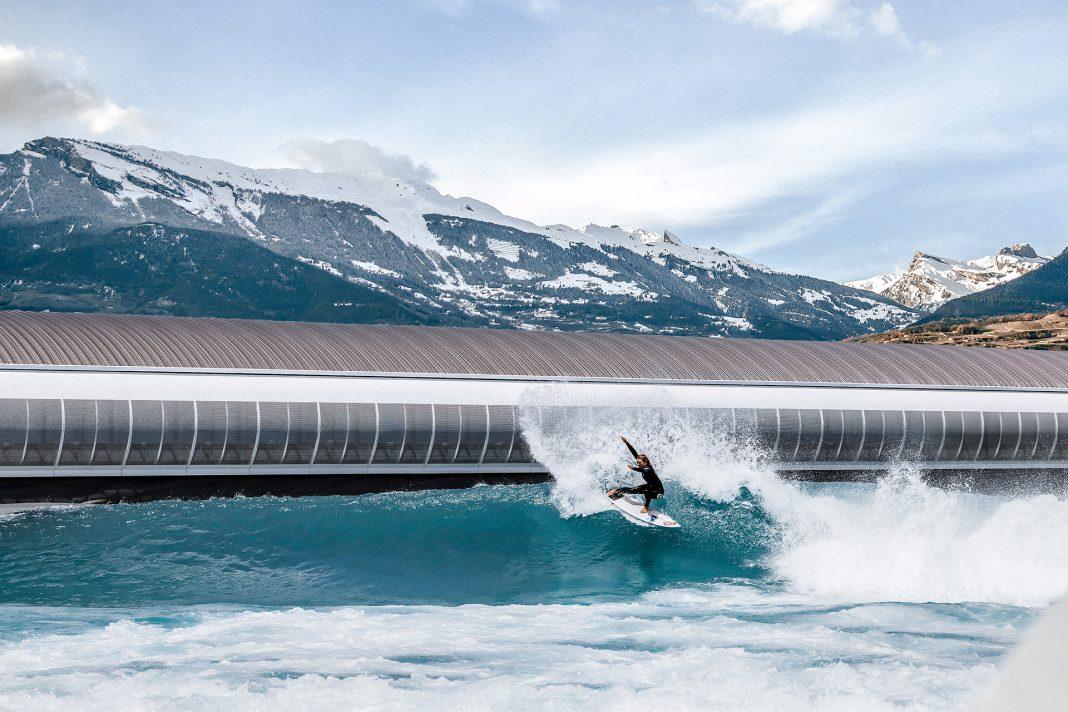 Alaia Bay Wavepool in der Schweiz