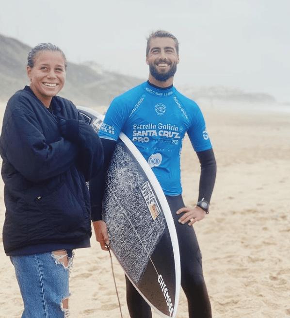 ISA World Surfing Games 2021